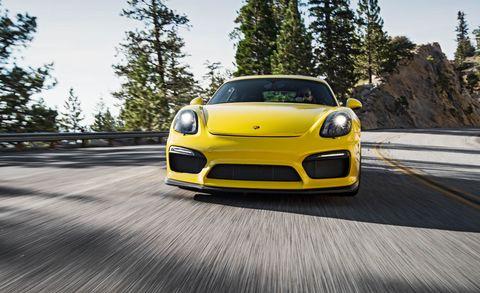 Automotive design, Vehicle, Yellow, Road, Car, Performance car, Automotive lighting, Rim, Bumper, Sports car,