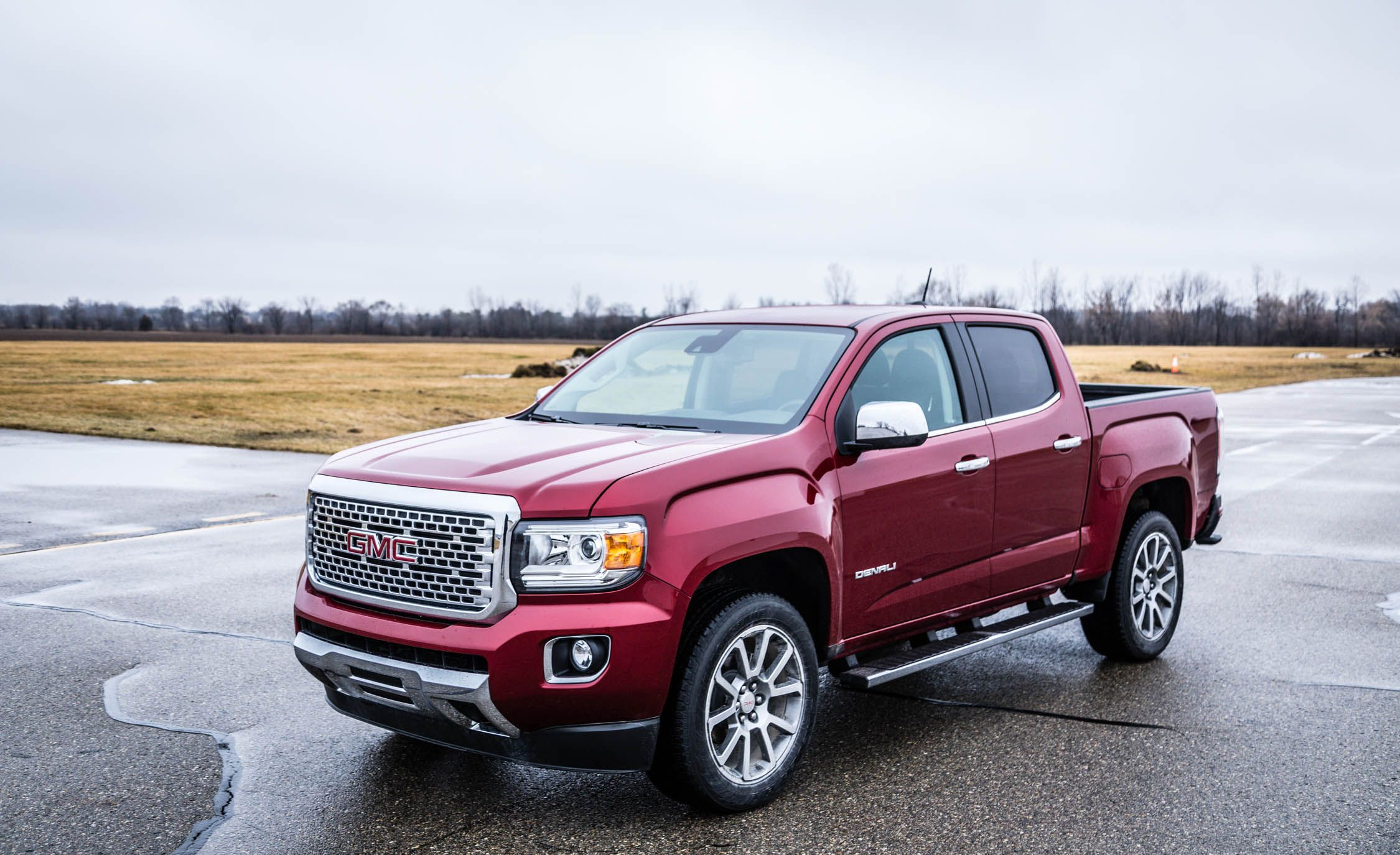2017 Gmc Canyon V 6 8 Speed Automatic 4x4 Crew Cab Tested