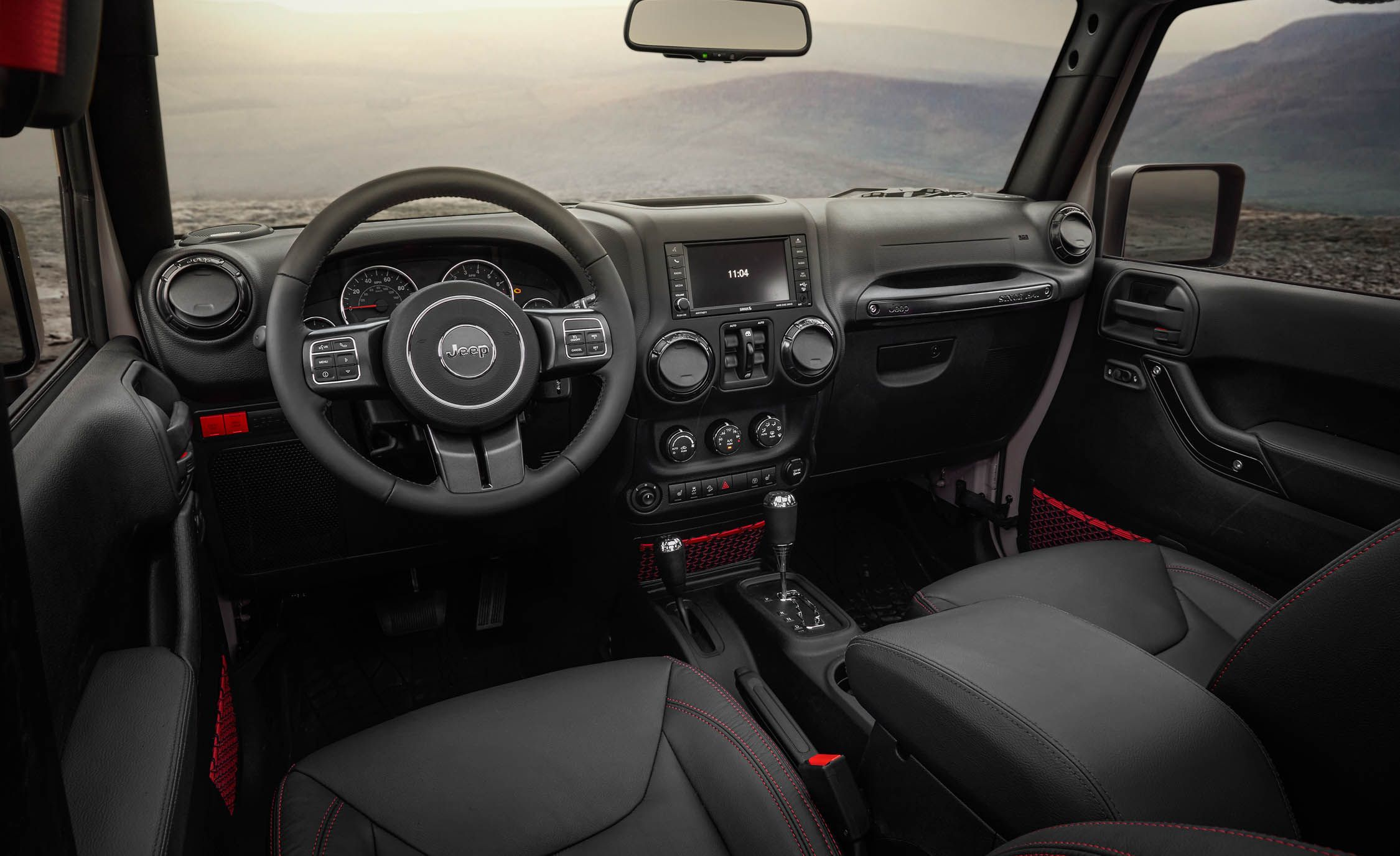 Jeep Wrangler Rubicon Recon Beefier Off Road Gear More Equipment News Car And Driver