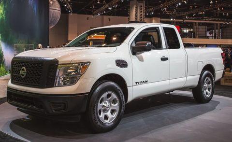Chucks Auto Body >> 2017 Nissan Titan and XD add King Cab Body Styles – News ...