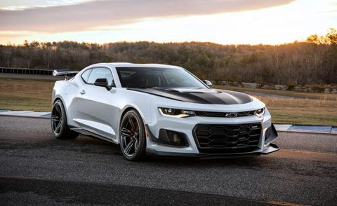 A New Chevrolet Camaro Z 28 Is Still Coming Here S What We