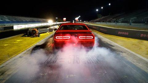 Dodge Reveals Demon Drag Mode and Suspension Details   News