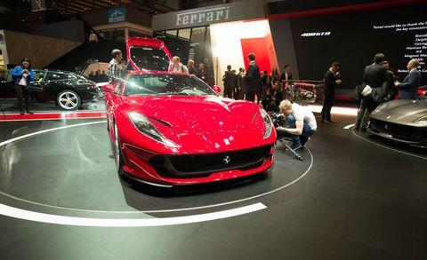 Motor vehicle, Tire, Automotive design, Vehicle, Land vehicle, Event, Performance car, Car, Personal luxury car, Sports car,
