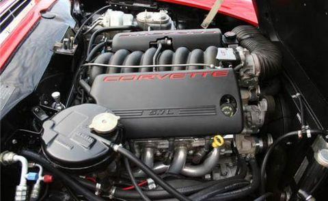 A Corvette LS1–Powered 1965 Mercedes-Benz 230SL – News – Car
