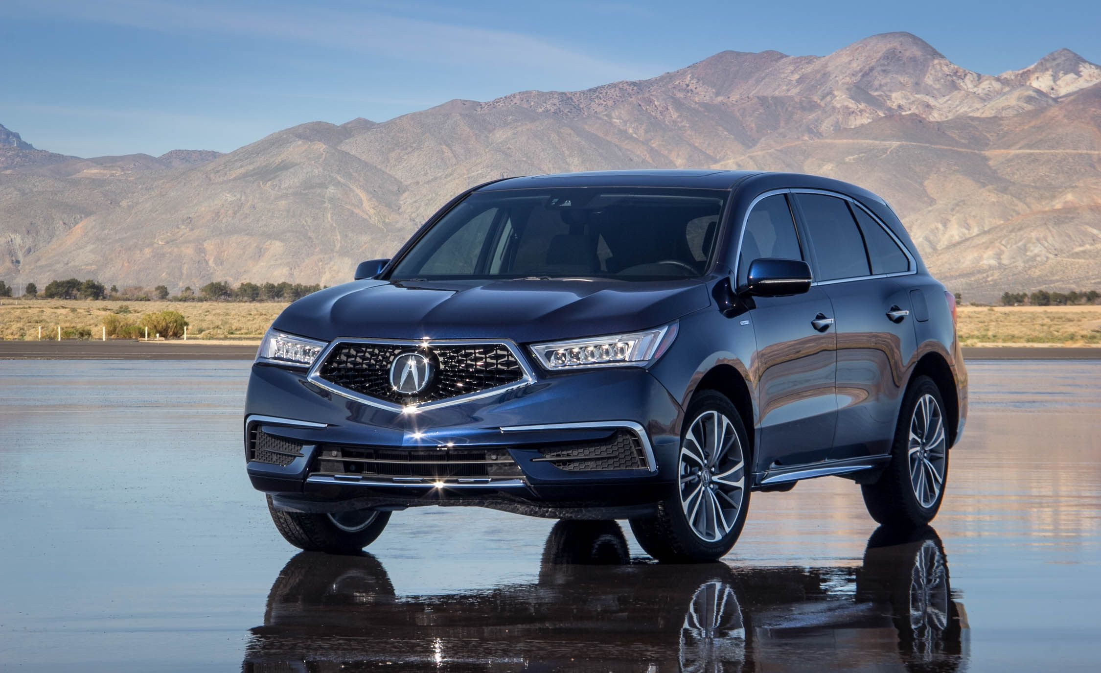 Acura Mdx Sport Hybrid Brings 5 Mpg Boost For Only A Little More Money