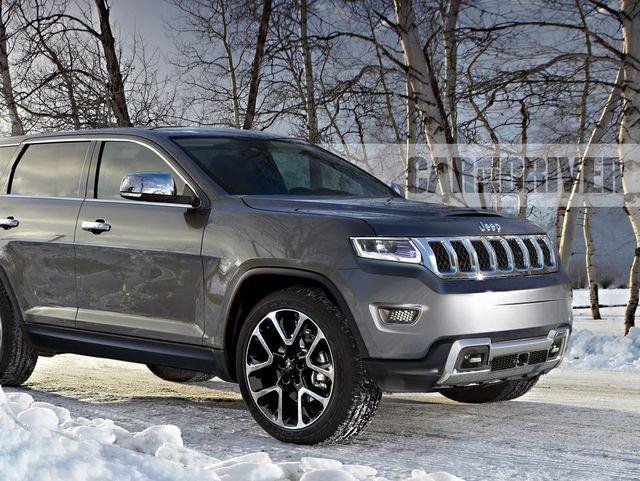 Jeep Grand Wagoneer >> 2021 Jeep Wagoneer What We Know So Far