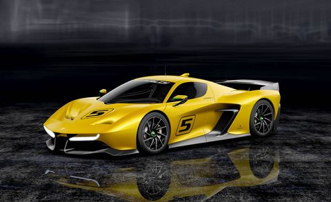 Land vehicle, Vehicle, Supercar, Sports car, Automotive design, Car, Yellow, Coupé, Performance car, Race car,