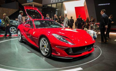 Land vehicle, Vehicle, Car, Supercar, Sports car, Auto show, Automotive design, Performance car, Coupé, Personal luxury car,