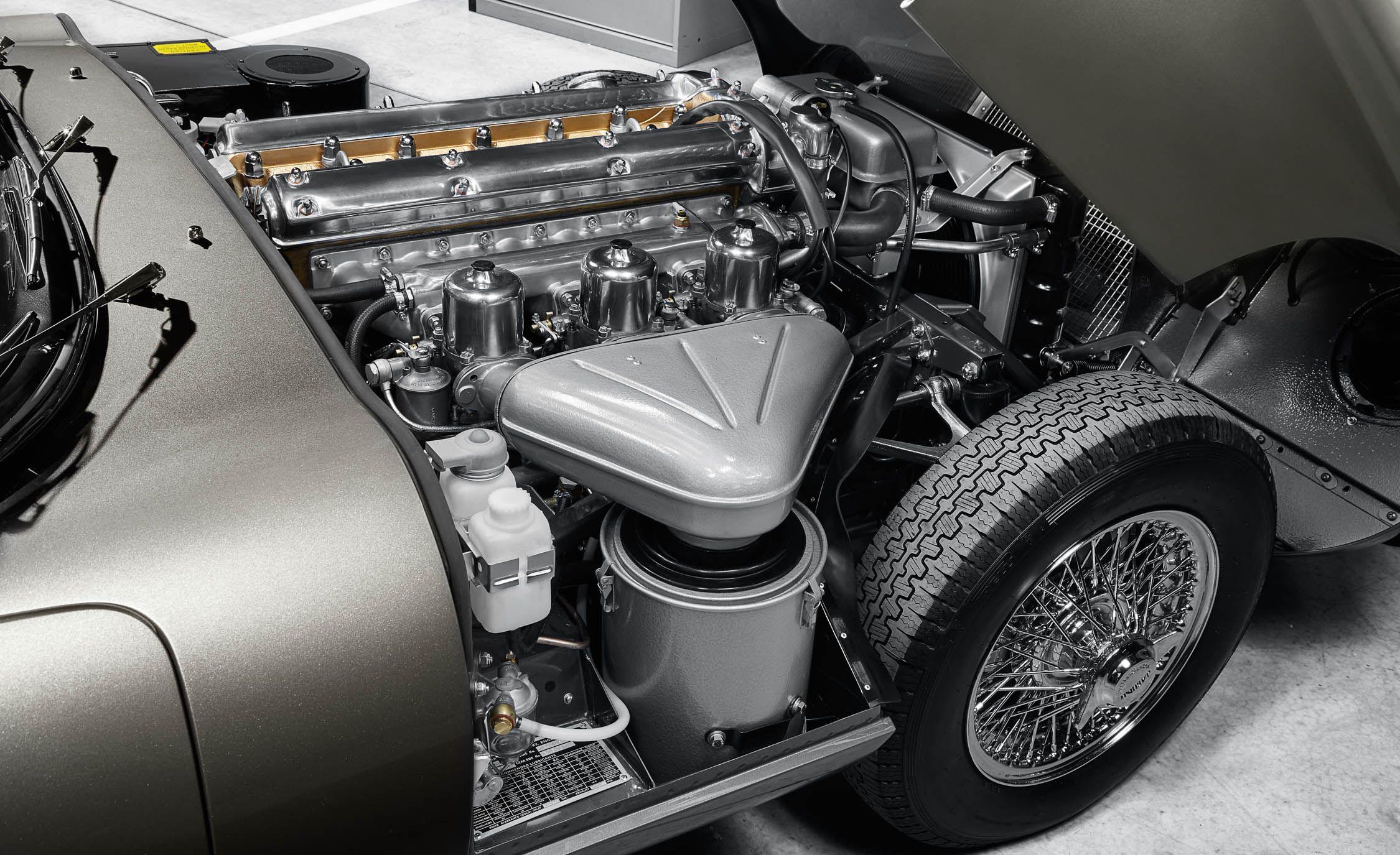 Jaguar Puts The E Type Back Into Production Sort Of