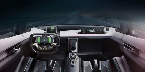 Vehicle, Car, Automotive design, Center console, Personal luxury car, Design, Family car, Minivan, Concept car, Hybrid vehicle,