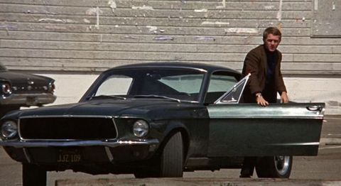 Ford Mustang Fourth Generation Wikipedia >> Original Bullitt Movie Mustang Reportedly Found In Mexico News
