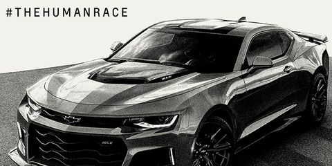 Chevy's New Tech Allows CGI Cars to Be Filmed in Real Time