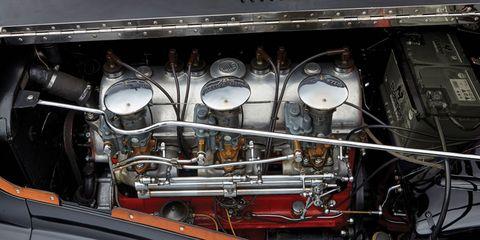 Vehicle, Car, Auto part, Engine, Vintage car, Classic car,