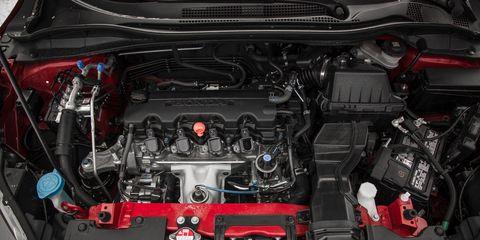 Vehicle, Engine, Auto part, Car, Honda, Automotive engine part, Automotive exterior, City car,