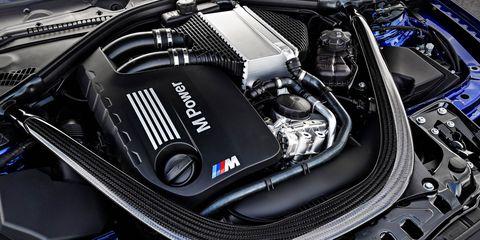 Engine, Vehicle, Car, Auto part, Personal luxury car, Technology, Bmw, Mid-size car, Automotive engine part, Hood,