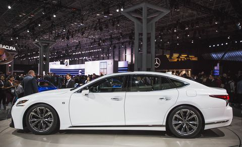 Land vehicle, Vehicle, Car, Auto show, Luxury vehicle, Sedan, Automotive design, Mid-size car, Executive car, Personal luxury car,