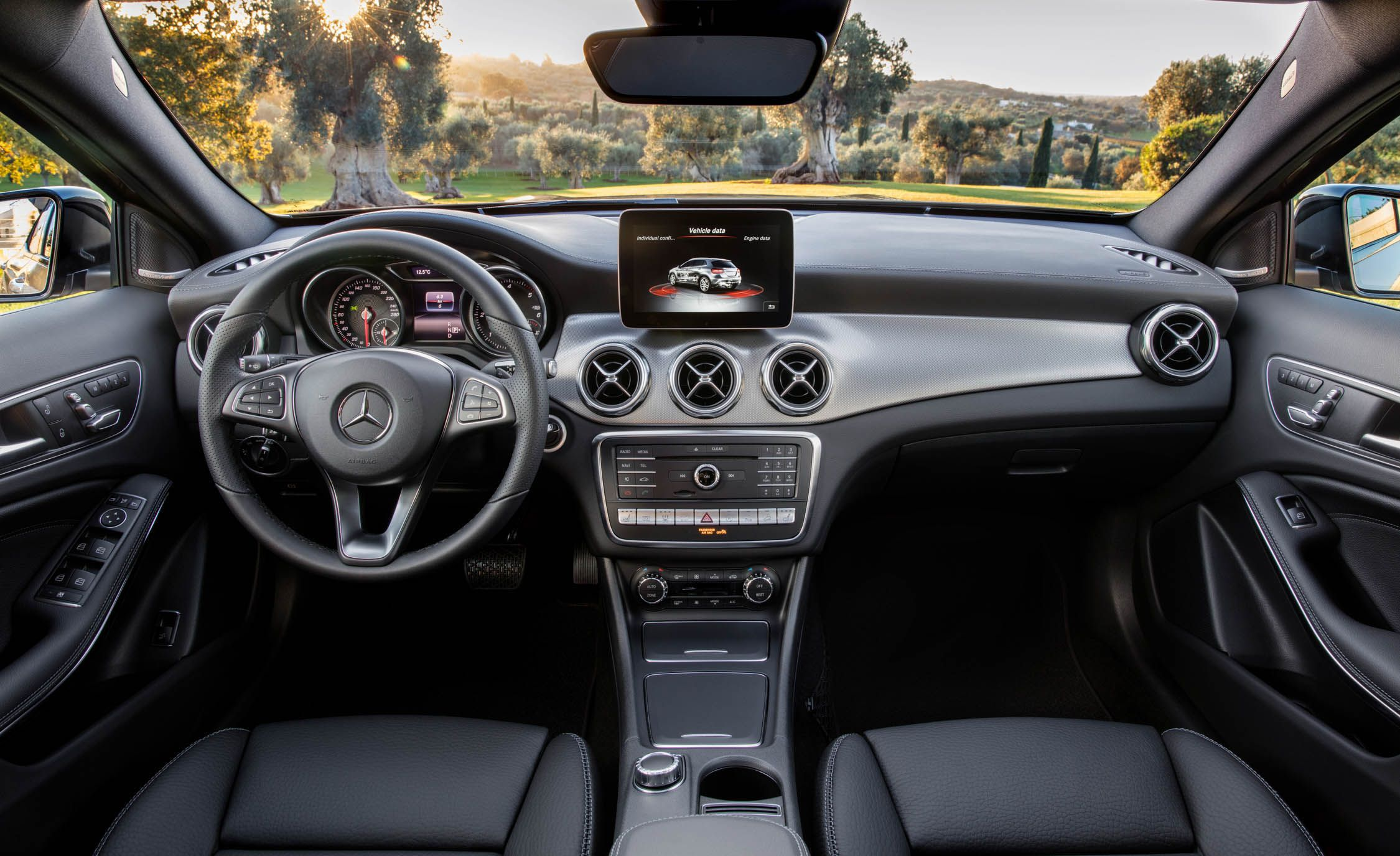 Small Is Beautiful Mercedes Soon Will Offer Eight Front Drive Models