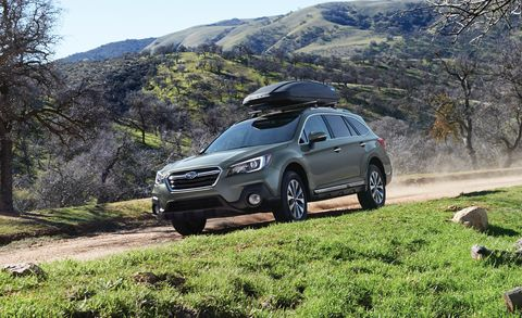 Subaru Outback, Legacy, and Impreza Models Recalled for Fuel