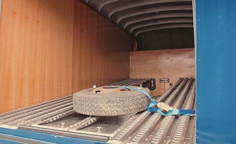 Floor, Engineering, Hardwood, Ceiling, Parallel, Composite material, Track, Steel, Scale model, Plywood,