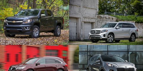 2017 Suv Lease Deals >> Eight Intriguing Truck And Suv Lease Deals Of The Moment