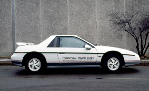 30 of the Best Indianapolis 500 Pace Cars of All Time