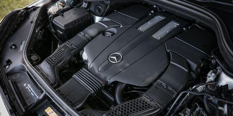 Land vehicle, Vehicle, Car, Engine, Auto part, Mercedes-benz, Personal luxury car, Hood, Lexus, Crossover suv,