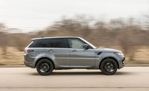 Land vehicle, Vehicle, Car, Range rover, Sport utility vehicle, Luxury vehicle, Range rover evoque, Automotive tire, Rim, Tire,