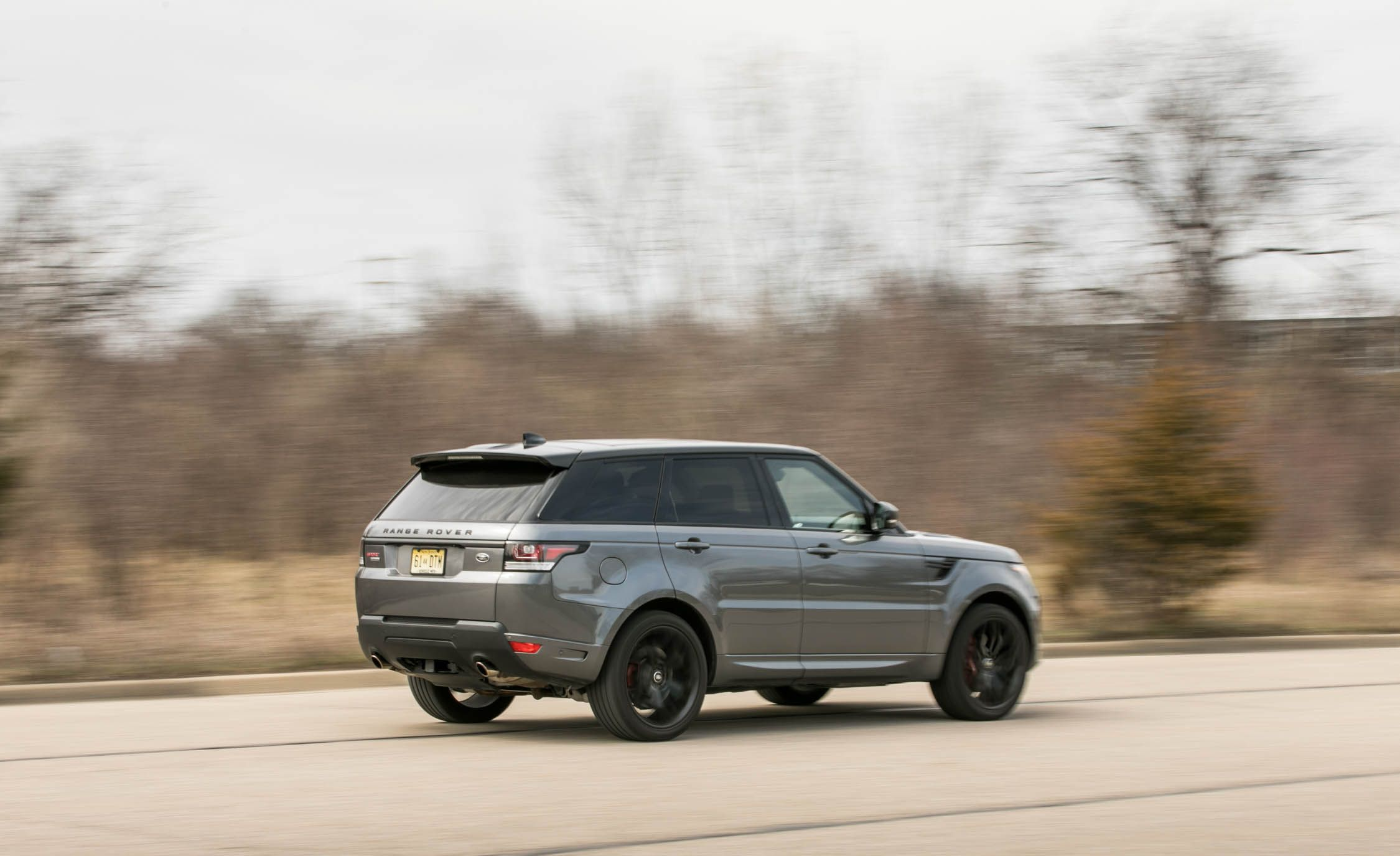 2020 Land Rover Range Sport Supercharged Svr Reviews Price Photos And Specs Car Driver