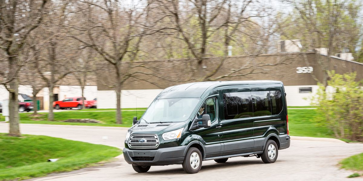 2019 Ford Transit Review Pricing And Specs