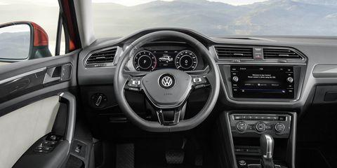 Volkswagen Introduces New Engine In 2018 Tiguan | News | Car