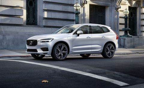 2018 Volvo Xc60 Starts At 42 495 News Car And Driver
