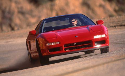 Land vehicle, Vehicle, Car, Sports car, Automotive design, Performance car, Supercar, Coupé, Personal luxury car, Honda,
