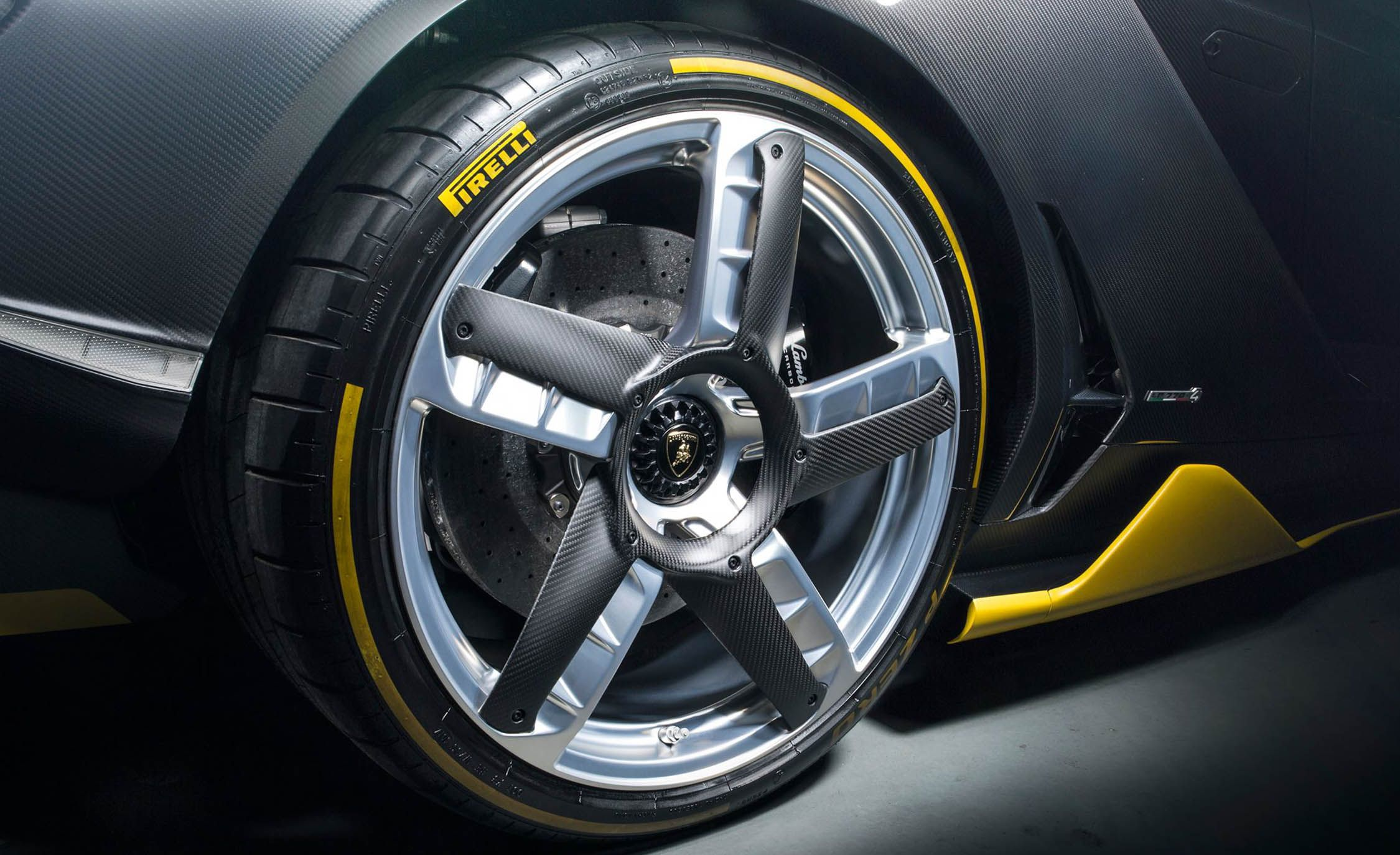 Lamborghini Centenario Lands In Hong Kong News Car And Driver