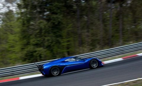 Nürburgring Lap Records Used To Come Less Frequently Than Presidential Elections The Jaguar Xj220 Held Mantle Of Fastest Street Legal Car Around