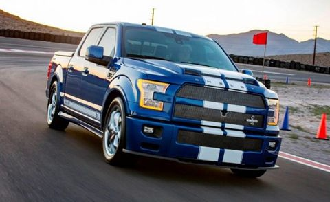 Ford Raptor Shelby 2017 >> Shelby F 150 Super Snake Launches With 750 Hp News Car