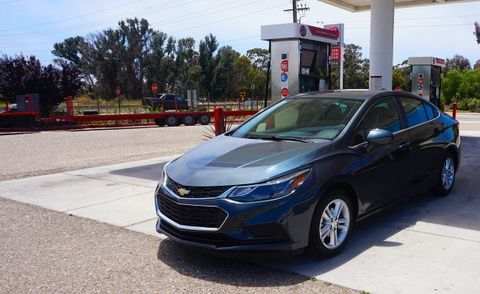 Squeezing 70 MPG from a Chevy Cruze Diesel | Feature | Car