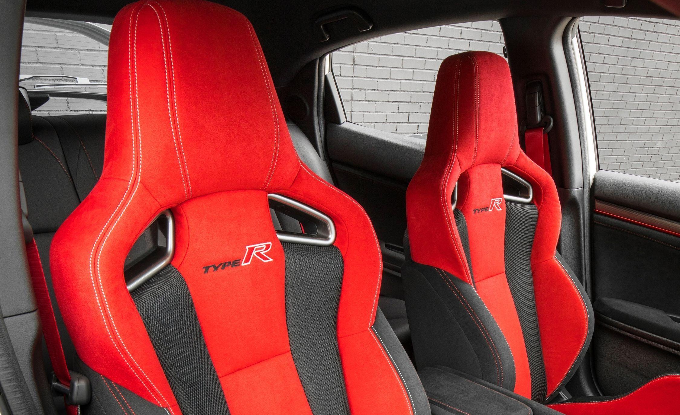 Super 10 Ways The New Honda Civic Type R Lives Up To The Hype Creativecarmelina Interior Chair Design Creativecarmelinacom