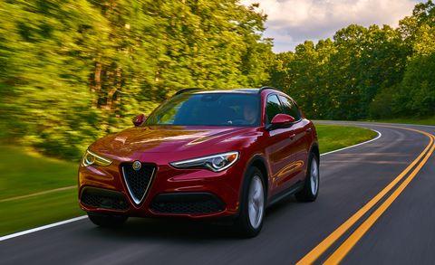 Land vehicle, Vehicle, Car, Automotive design, Mid-size car, Coupé, Alfa romeo, Family car, Personal luxury car, Performance car,