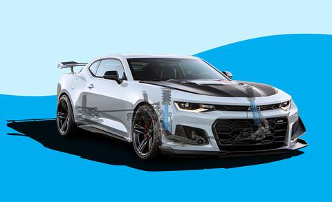 Land vehicle, Vehicle, Car, Chevrolet camaro, Automotive design, Motor vehicle, Bumper, Muscle car, Performance car, Sports car,