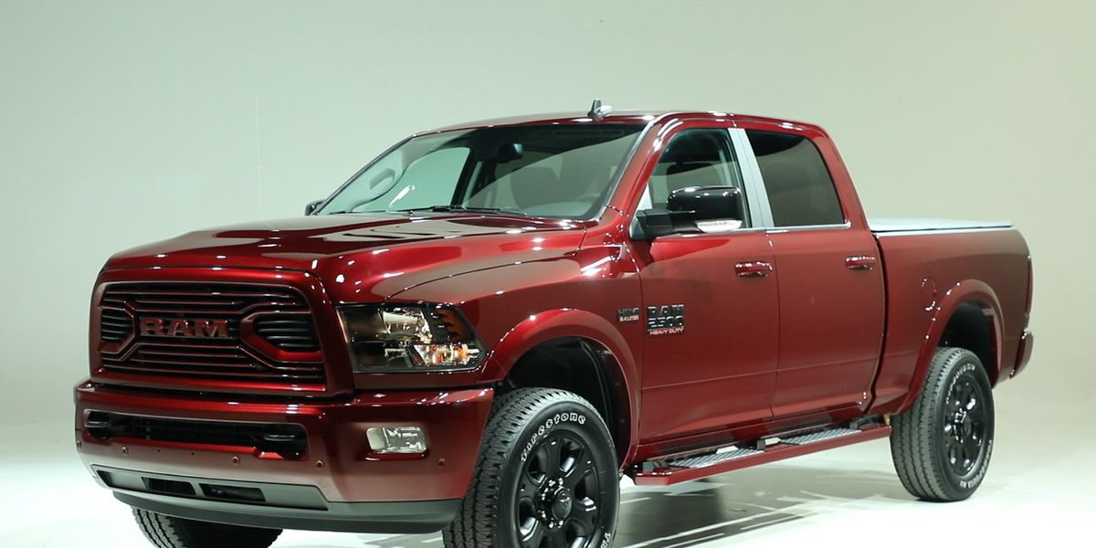 2018 Ram 1500 Sees Upgrades To Sport Model News Car And Driver