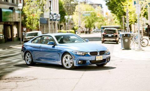 Land vehicle, Vehicle, Car, Luxury vehicle, Personal luxury car, Automotive design, Blue, Bmw, Rim, Sports car,