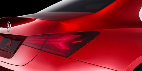 Upcoming Mercedes-Benz A-class Sedan Is All about That Base