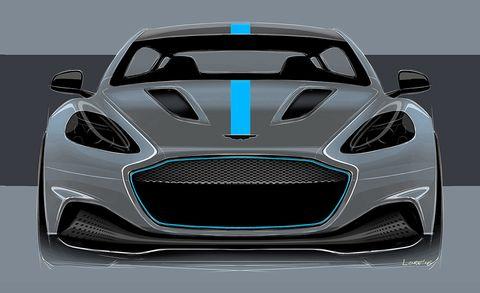 Land vehicle, Vehicle, Car, Sports car, Automotive design, Performance car, Supercar, Aston martin vanquish, Coupé, Grille,