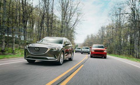 Land vehicle, Vehicle, Car, Mid-size car, Automotive design, Mazda, Transport, Executive car, Mode of transport, Family car,