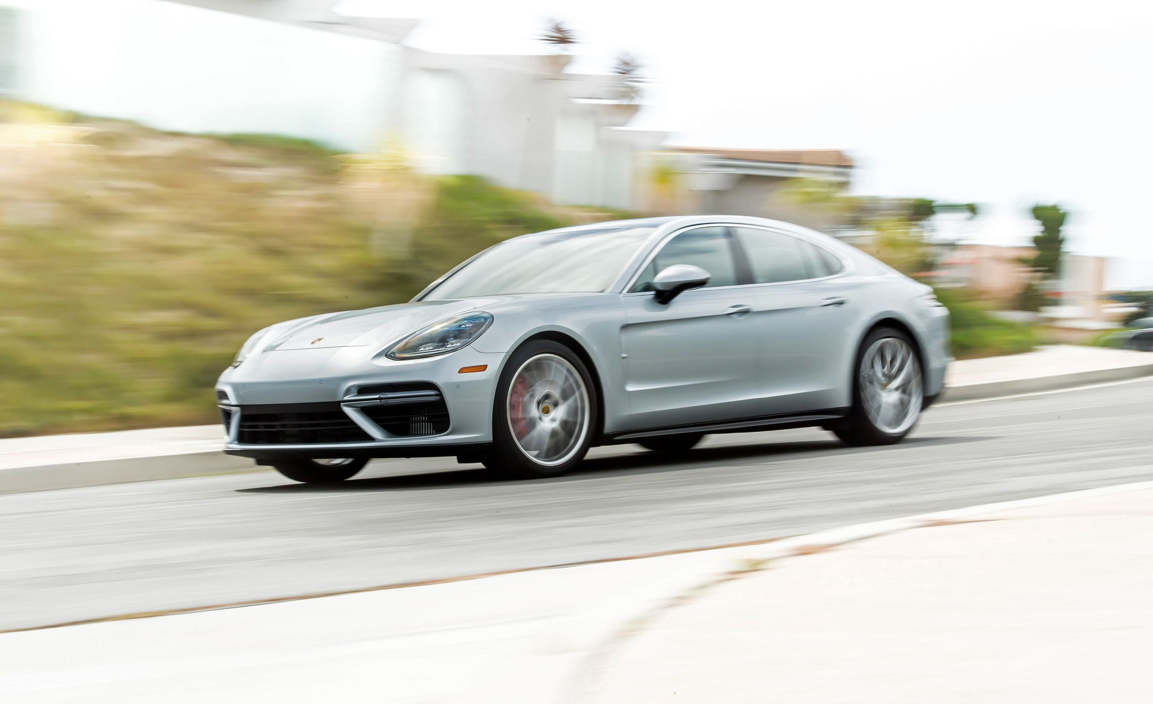 2019 Porsche Panamera Turbo Review Pricing And Specs