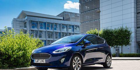Land vehicle, Vehicle, Car, Motor vehicle, Automotive design, Hatchback, Hot hatch, Ford motor company, Compact car, Automotive wheel system,