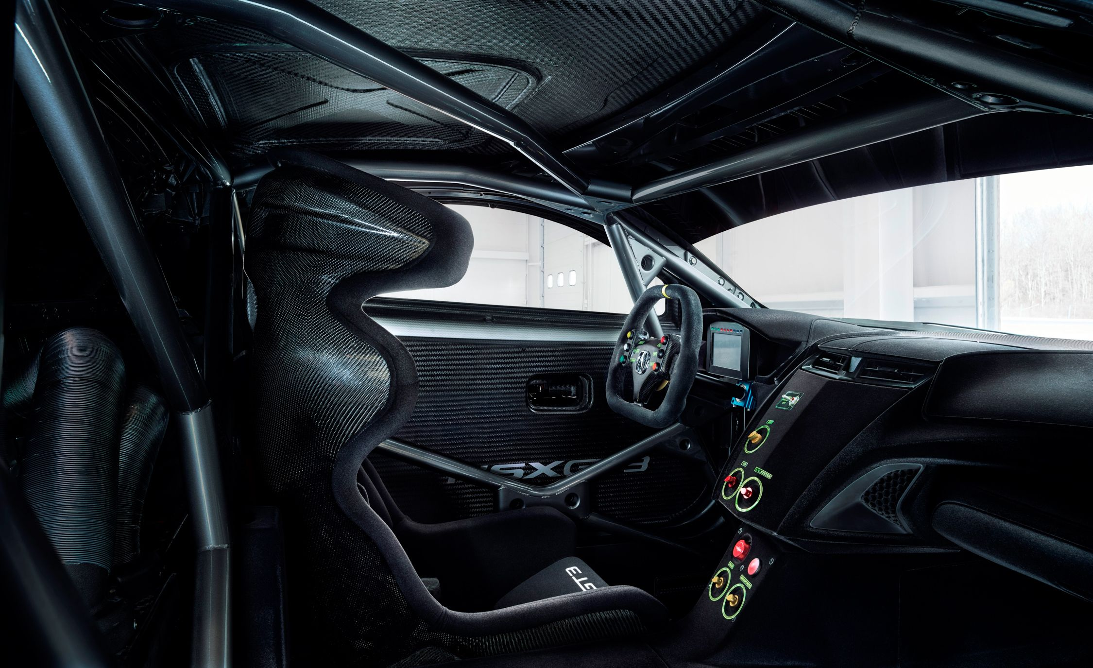 Acura Is Selling Nsx Gt3 Race Cars For 500 000 News Car And Driver