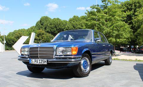 Land vehicle, Vehicle, Car, Luxury vehicle, Motor vehicle, Mercedes-benz, Classic car, Mercedes-benz w126, Mercedes-benz 450sel 6.9, Mercedes-benz w123,