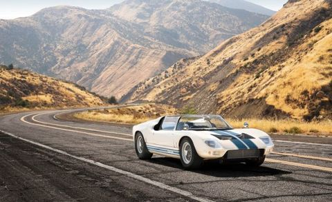 There S One Surviving Ford Gt40 Roadster And It S For Sale News