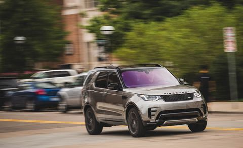 Land vehicle, Vehicle, Car, Motor vehicle, Sport utility vehicle, Compact sport utility vehicle, Land rover discovery, Automotive design, Range rover, Range rover evoque,